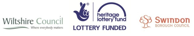 Wiltshire Council and Swindon Borough Council in Partnership, Wiltshire Council and Swindon Borough Council in Partnership, Supported by the National Lottery through the Heritage Lottery Fund
