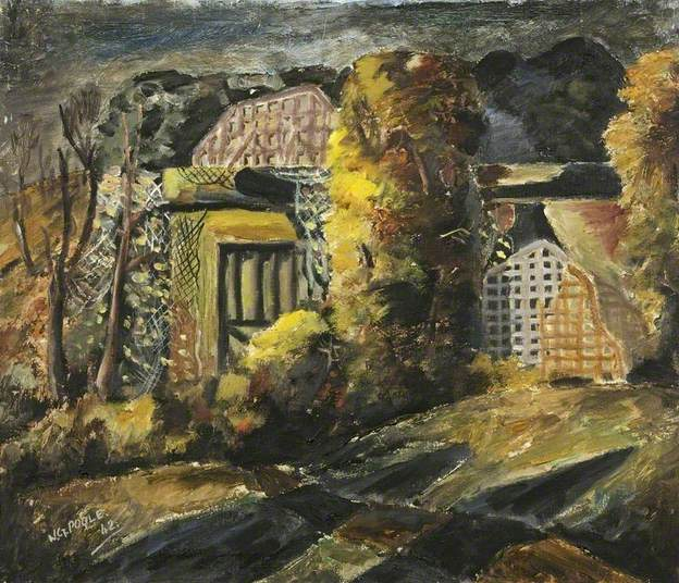 (c) Swindon Art Gallery; Supplied by The Public Catalogue Foundation