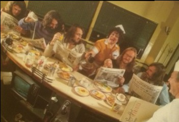The Supertramp album 'Breakfast in America'