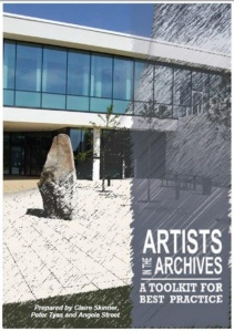 Artists in the Archives Toolkit