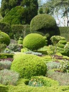 Abbey House gardens, Malmesbury. May 2015