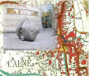 Creative Wiltshire Public Art graphic image