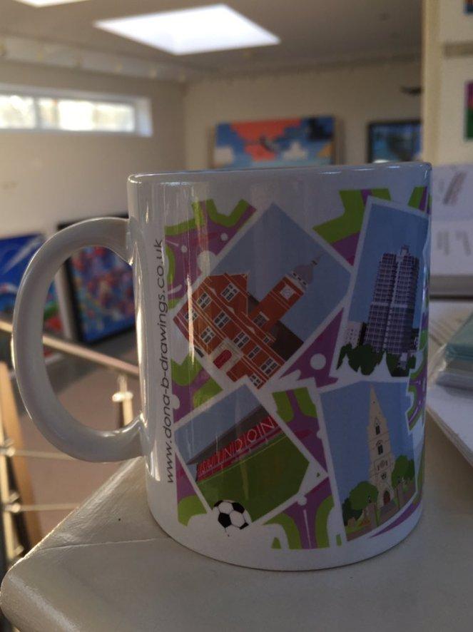 Donna Bradley mug